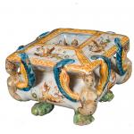 Majolics and Porcelains