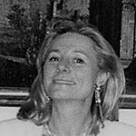 Daniela direttrice negozio antiquariato Firenze
